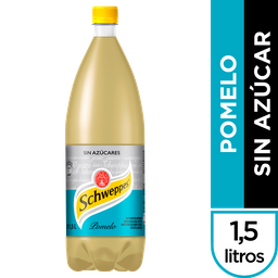 Gaseosa Schweppes Pomelo 1.5 L