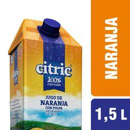 Jugo Citric Naranja 1.5 L