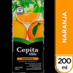 Cepita Jugo Del Valle Naranja