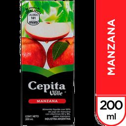 Cepita Manzana Tetrapack