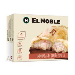 El Noble Empanadas Jamon Y Queso