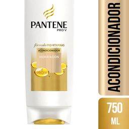 Pantene Pro-V Hidratación Acondicionador 750ml