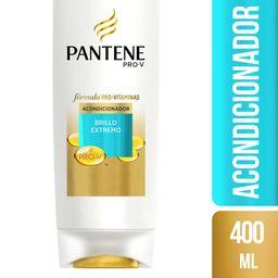 Pantene Pro-V Brillo Extremo Acondicionador 400ml