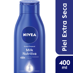 Nivea Crema Body Milk Piel Extra Seca Bot