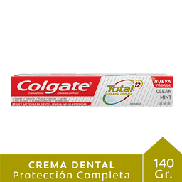 Colgate Pasta Dental Total 12 Clean Mint