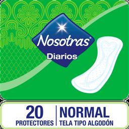 Nosotras Protectores Diarios Normal