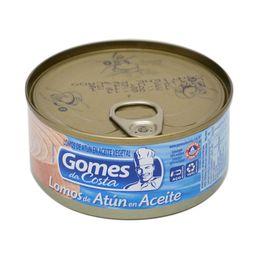 Gomez Da Costa Lomitos De Atún En Aceite