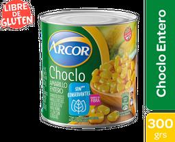 Choclo Amarillo Arcor Entero 300 G