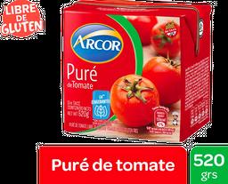 Puré De Tomate Arcor 520 G