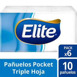 Elite Pocket Con Extracto de Seda Pack