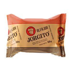 Alfajor Jorgito Relleno Con Dulce de Leche 55 g
