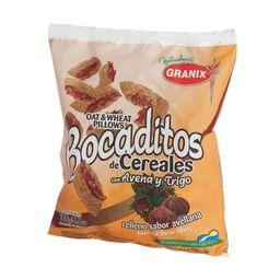 Granix Bocaditos de Cereal Con Avena y Trigo Avellana