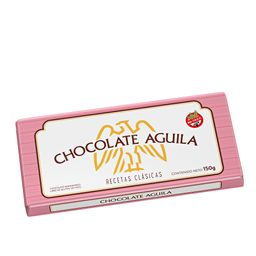 Chocolate Para Taza Águila Semiamargo 150 G
