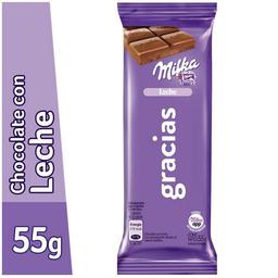 Milka Chocolate Leche Mensajes