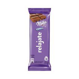 Chocolate Milka Oreo Leche Mensajes 55 Grs