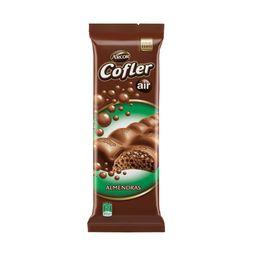 Chocolate Cofler Air Con Almendras 100 G