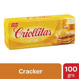 Bagley-Criollitas Galletitas Crackers