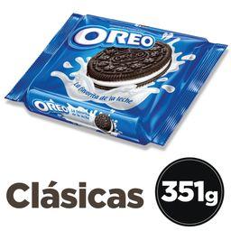 Galleta Oreo Clasica 351Grs