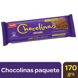 Bagley-Chocolinas Galletitas Paquete