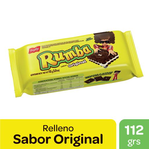 Galletitas Rumba Sabor Original