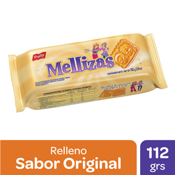 Galletitas Mellizas Sabor Original