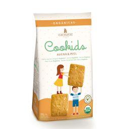 Cachafaz Galletitas Cookids Avena Y Miel