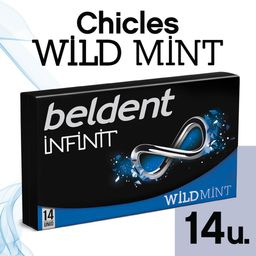 Chicles Beldent Infinit Wild Mint 26,6Grs