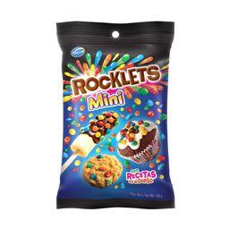 Confites De Chocolate Rocklets Mini 150 G