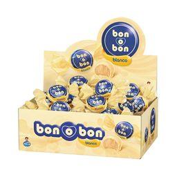Bombón Bon O Bon Chocolate Blanco 15 G