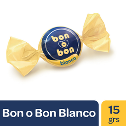 Bon O Bon Arcor -- Bombon Chocolate Blanco