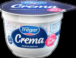 Crema De Leche Tregar 200 Ml