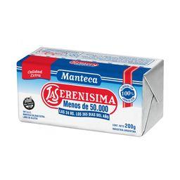 Manteca La Serenísima Extra 200 G