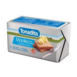 Manteca Tonadita Calidad Extra 200 G