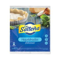 Tapas Para Pascualinas La Salteña Hojaldre 400 G 2 U