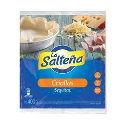 Tapas Para Pascualinas La Salteña Criolla 2 U