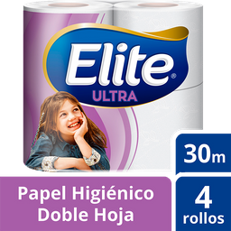 Elite Doble Hoja Ultra Con Seda
