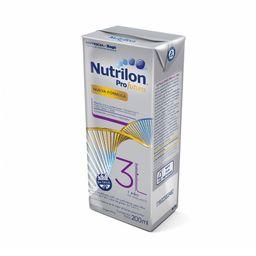 Leche Fluida Infantil Nutrilon Etapa 3 200 Ml