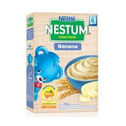 Cereal Infantil Nestum Banana X 200G