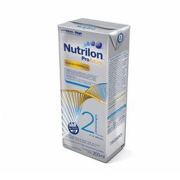 Leche Fluida Infantil Nutrilon Etapa 2 200 Ml