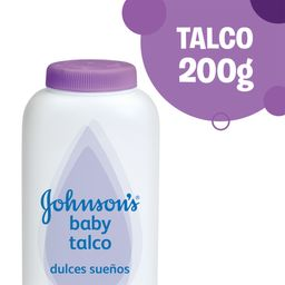 Talco Johnson'S Baby Dulces Sueños 200 G