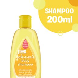 Shampoo Johnson'S Baby Gold 200 Ml