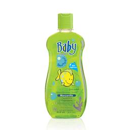 Shampoo Algabo Baby Manzanilla 444 Ml