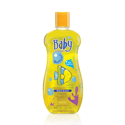 Shampoo Algabo Baby Extra Suave 444 Ml