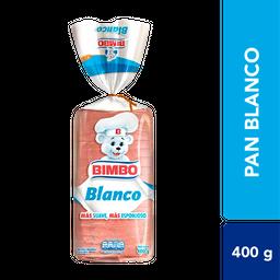 Bimbo Pan De Mesa Blanco