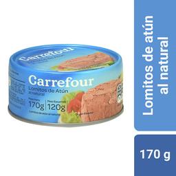 Carrefour Lomitos de Atún Al Natural