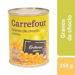 Carrefour choclo amarillo entero