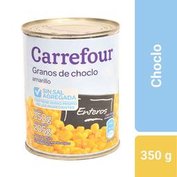 Carrefour Choclo Amarillo Entero Sin Sal Agregada