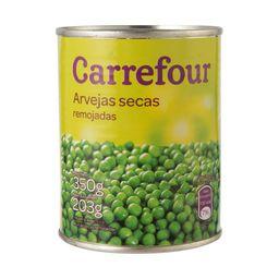 Arvejas Secas Remojadas Carrefour 350 G