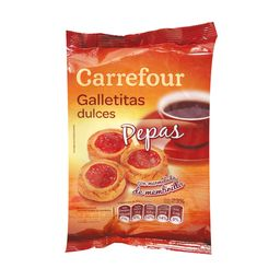 Galletitas Pepas Carrefour 300 G