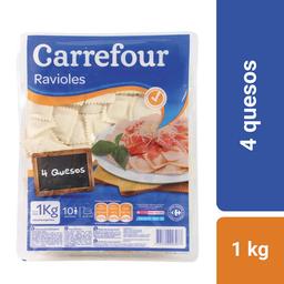 Carrefour Ravioles Cuatro Quesos